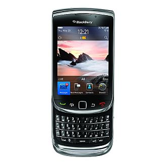 Image of BlackBerry Torch 9800 Smartphone