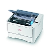 Image of a OKI B411dn Printer with Top Cover Open