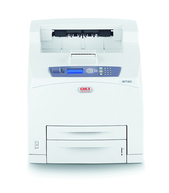 Image of an OKI B730 Printer
