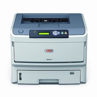 Image of an OKI B840 Printer