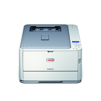 Image of an OKI C301dn Printer