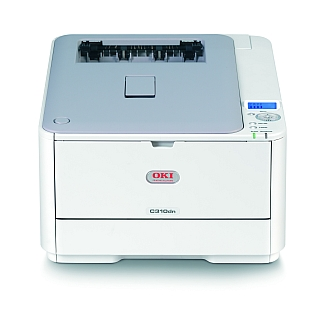 Image of an OKI C310 Printer