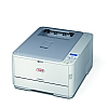 Image of a OKI C321dn Printer 3/4 View