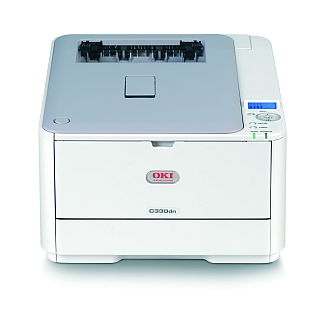 Image of OKI C330DN Printer
