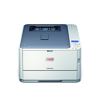 Image of an OKI C531 Printer