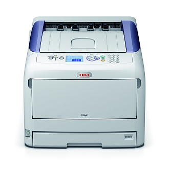 Image of an OKI C841 Printer