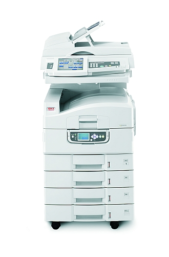 Image of OKI C9850 MFP Printer