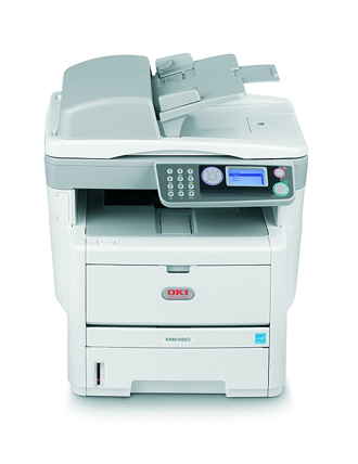 Image of OKI MB460 Printer