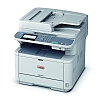 Image of a OKI MB461 Multifunction Printer 3/4 View