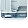Image of a OKI MB471 Multifunction Printer Panel Close Up