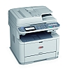 Image of a OKI MB491 Multifunction Printer 3/4 View
