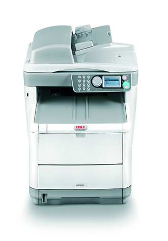 Image of OKI MC350 Printer