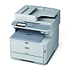 Image of a OKI MC352dn Multifunction Printer 3/4 View