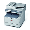Image of a OKI MC562dn Multifunction Printer 3/4 View