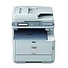 Image of a OKI MC562dn Multifunction Printer Front
