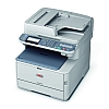 Image of a OKI MC562dn Multifunction Printer Top