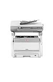 Image of a OKI MC851 Multifunction Printer Front On
