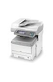 Image of a OKI MC851 Multifunction Printer Top