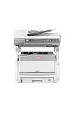 Image of a OKI MC861 A3 Colour Multifunction Printer Front On