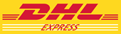 We Ship Worldwide by DHL