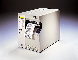 Image of a Zebra 105SL Printer