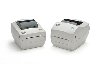 Zebra GC420 Printer- GC420d Direct Thermal and GC420t