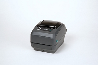 Image of a Zebra GK420 Thermal Printer