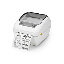 Zebra GK420 Printer - GK420d Direct Thermal and GK420t