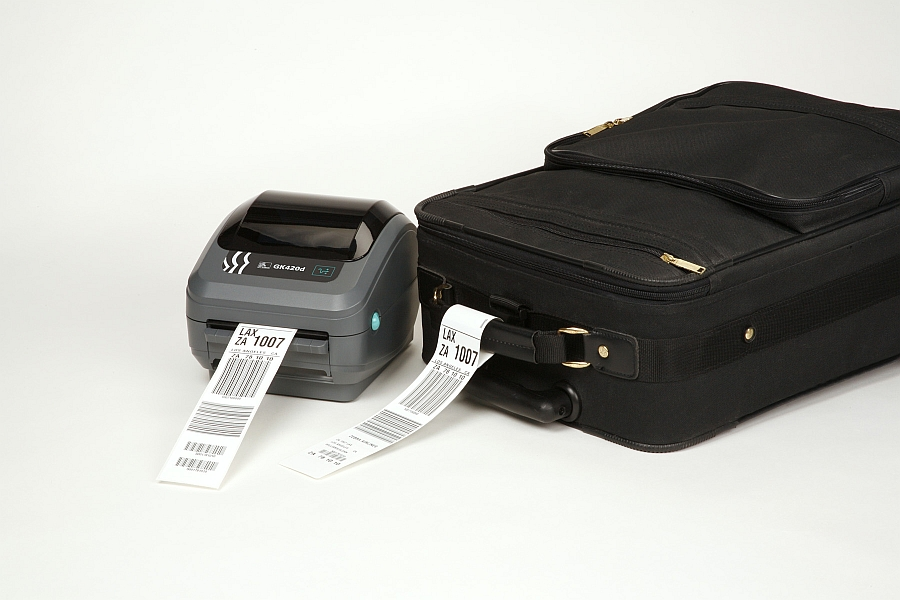 Zebra GK420 Printer - GK420d Direct Thermal and GK420t