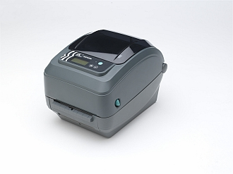 Image of a Zebra GX420 Thermal Printer