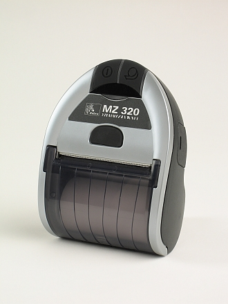 Image of a Zebra MZ320 Mobile Printer