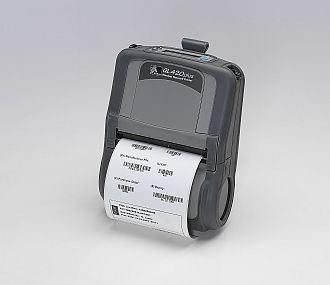 Image of a Zebra QL420 Plus Mobile Printer