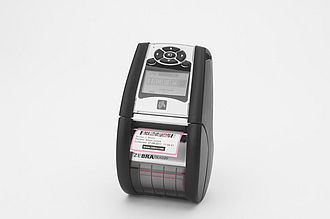 Image of a Zebra QLn220 Mobile Printer