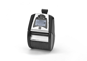 Image of a Zebra QLn320 Mobile Printer