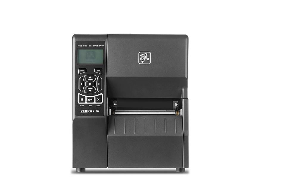 Zebra ZT220 Printer and ZT230 Printer - Zebra ZT200 Series