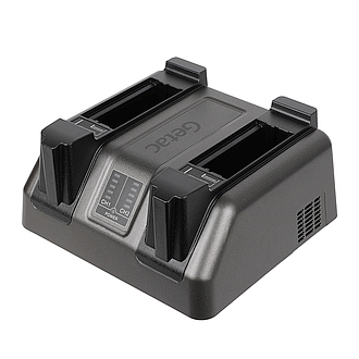 Image of a Getac Dual Bay Battery Charger for B360 GCMCKH
