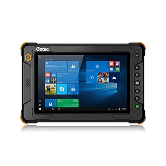 Image of a Getac EX80 Fully Rugged Tablet
