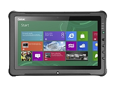 Image of a Getac F110 Tablet