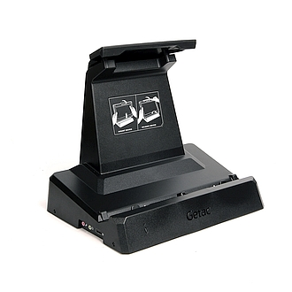 Image of a Getac Office Dock for K120 Tablet Mode GDOF_V
