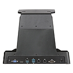 Image of a Getac Office Dock Rear for K120 Tablet Mode GDOFKV