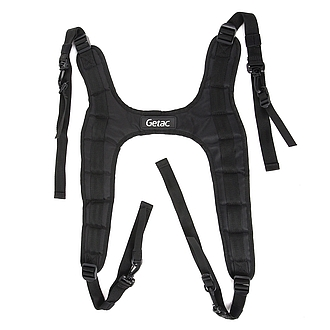 Image of a Getac Shoulder Harness for K120 GMS4X4