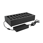 Image of a Getac S410 Multi-Bay Main Battery Charger Eight-Bay GCEC_I