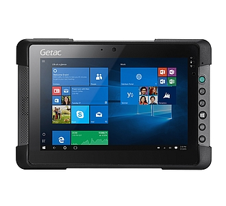 Image of a Getac T800 Fully Rugged Tablet