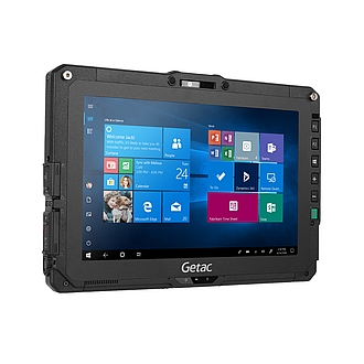 Image of a Getac UX10 Fully Rugged Tablet