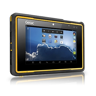 Image of a Getac Z710 Fully Rugged 7 inch Android 4.1 Tablet