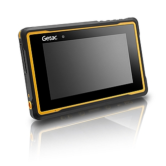 Image of a Getac ZX70 Fully Rugged Tablet