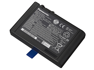Image of a Panasonic CF-VZSU73U Li-Ion Battery Pack for the Toughbook CF-D1