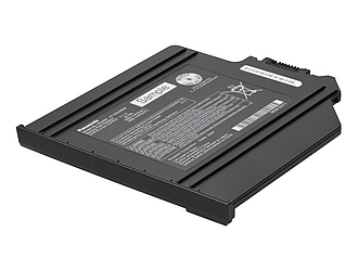 Image of a Panasonic CF-VZSU0KW Li-Ion Media Bay Battery Pack for the Toughbook CF-54