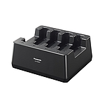 Image of a Panasonic CF-VCB331U 4-Bay Battery Charger for Toughbook CF-33
