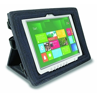 Image of an Infocase Always-On Case for the Toughpad FZ-G1 PCPE-INFG1A1